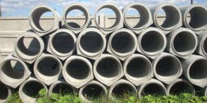 Betónové rúry s pätkou